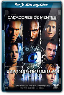 Caçadores de Mentes (2004) Torrent – Dublado BluRay Rip 720p