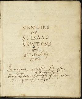 Kisah Sebenar Epal Isaac Newton