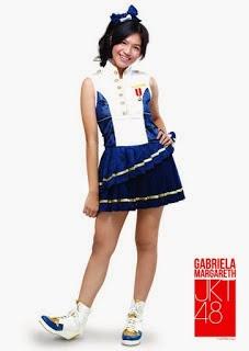 Foto dan Biodata JKT48 Gabriela Margareth