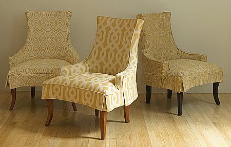 yellow modern fabrics