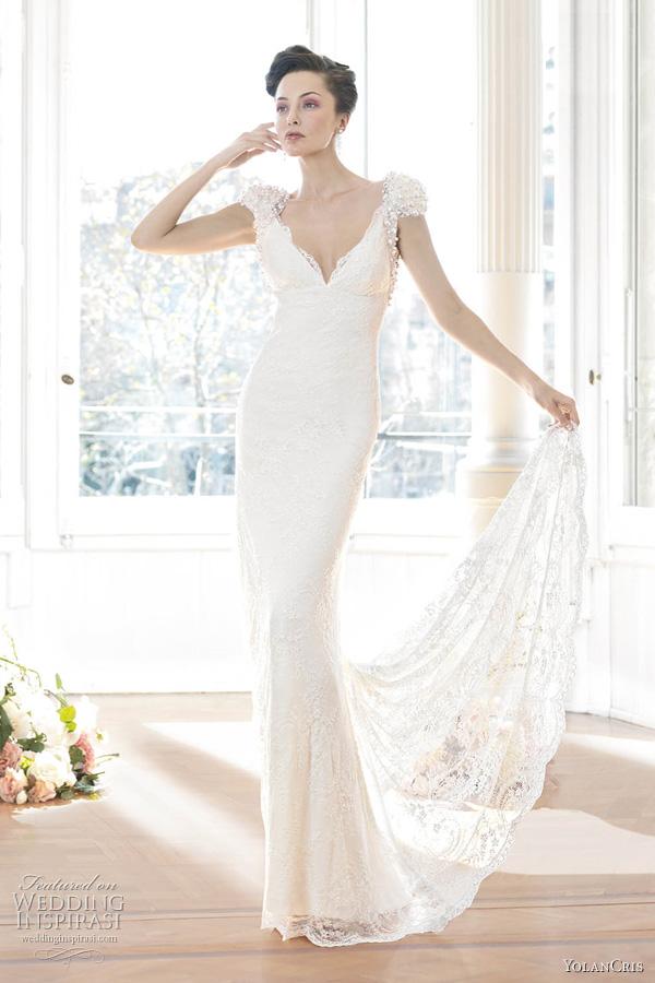 Hoje vou casar assim vestidos de noiva yolan cris for Wedding dress rental san diego