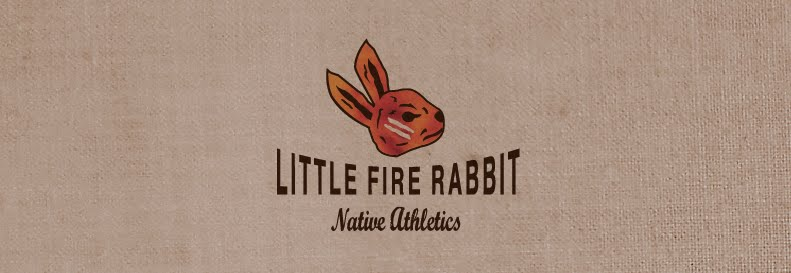 Little Fire Rabbit