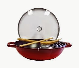 Grenadine Staub Perfect Pan, 12-inch