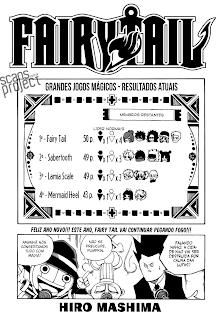 Fairy Tail 313 Mangá português leitura online agaleradosanimes.net
