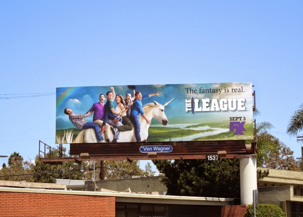 League season 6 the fantasy is real billboard