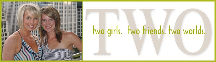 Two Girls. Two Friends. Two Worlds.