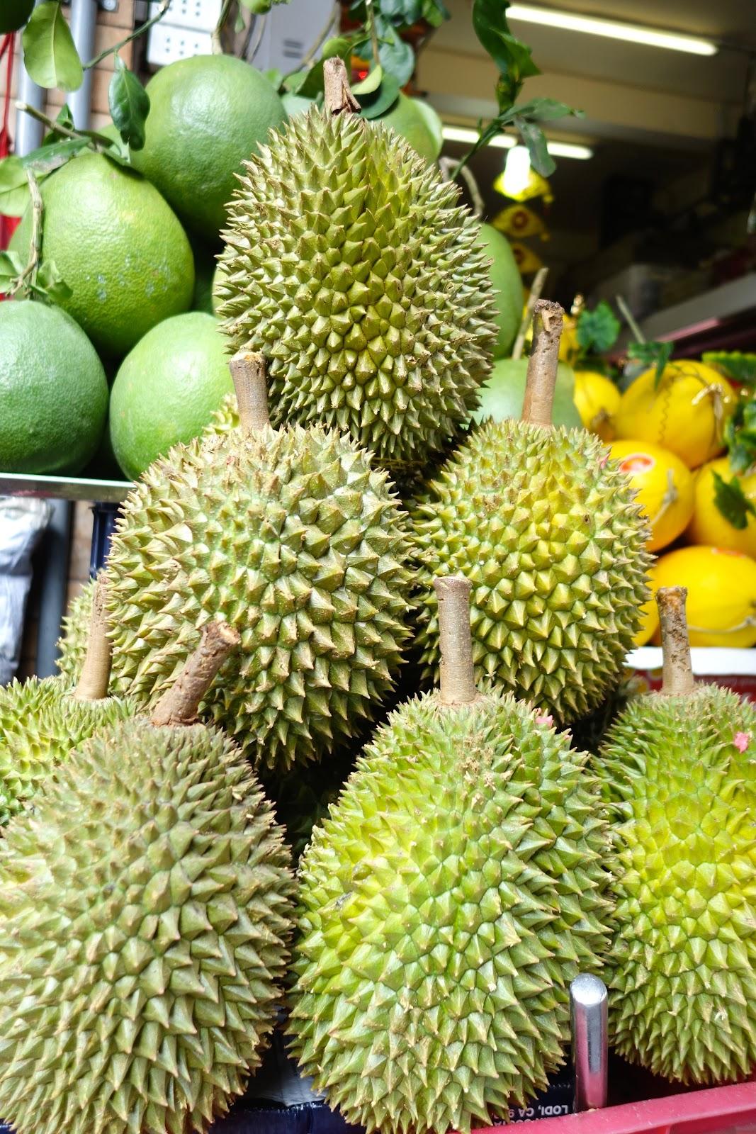 Sau Rieng Durian
