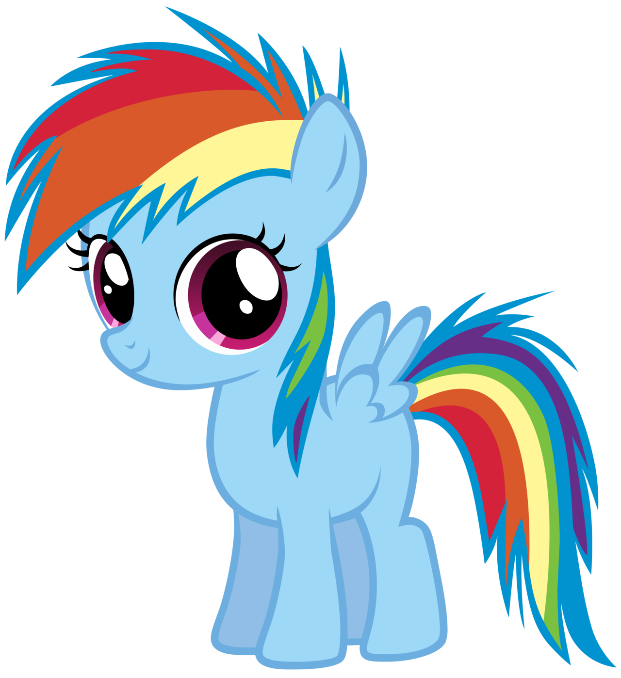 All About: Rainbow Dash | My Little Pony: Friendship is Magic