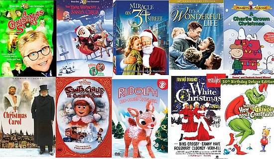 Picking Up Where We Left Off Christmas Movie List 2011