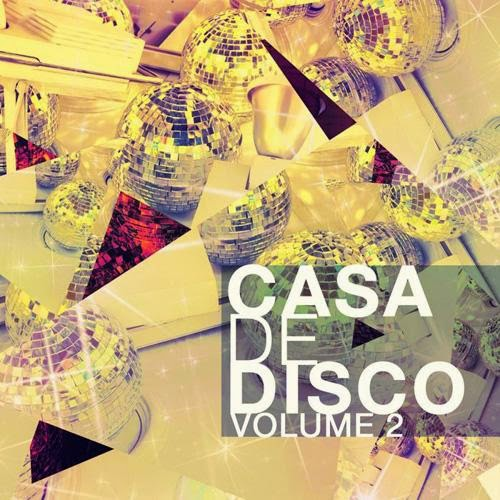 Poster Casa de Disco Vol. 2 WEB 2014