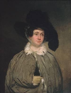 E Chester Artist Chester Harding, (American artist, 1792–1866) Mrs Thomas Brewster ...