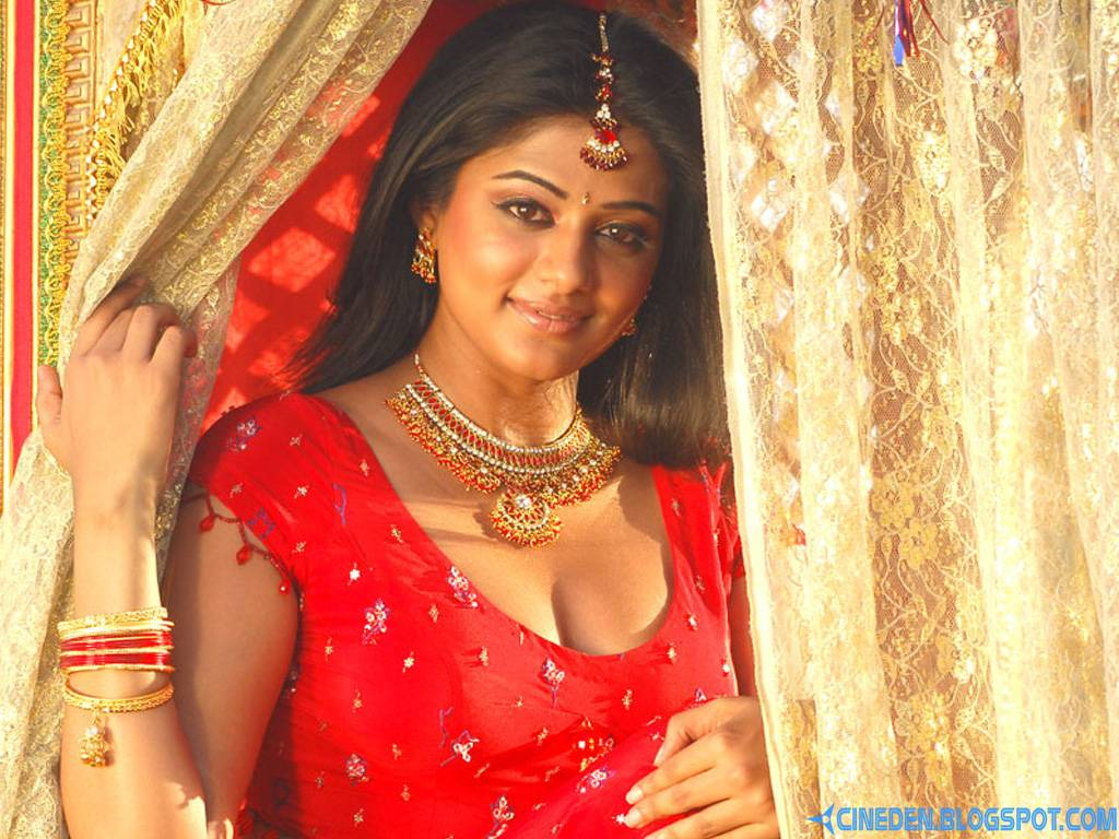 Priyamani Escapes Mishap