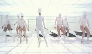 Lady GaGa Bad Romance Backup Dancers