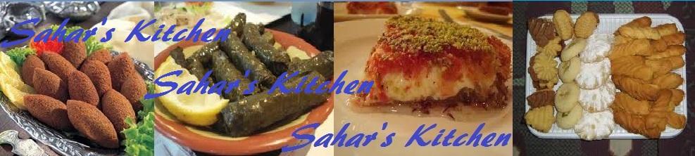 Sahars kitchen