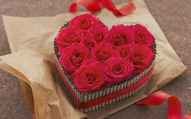 valentines day bouquet wallpaper rose