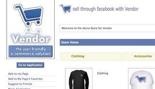магазин  Facebook