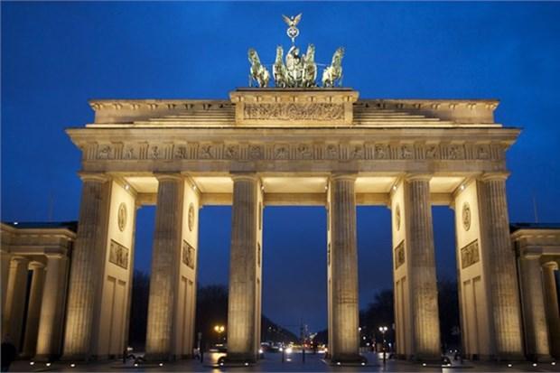 Brandenburg Kapısı, Almanya