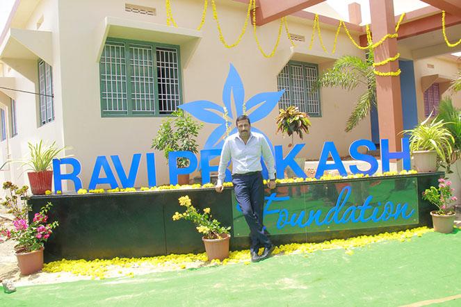 Ravi Prakash Foundation || Ravi Prakash TV9 || TV9 CEO Ravi Prakash || Ravi Prakash