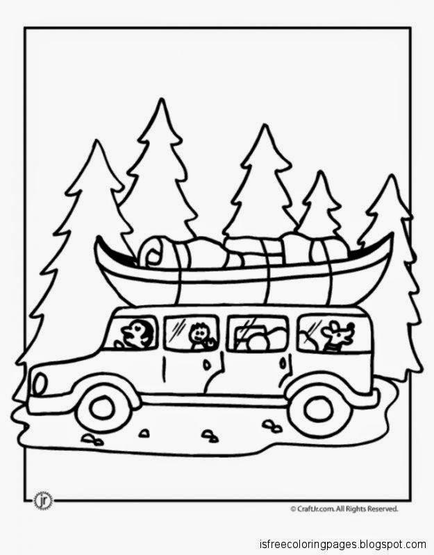 vacation coloring pages Vacation Coloring Pages   Free Coloring Pages vacation coloring pages