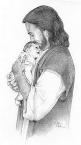 Letícia 54 dias do meu colo foi para o colo de Jesus!