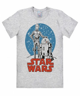 Koszulka Star Wars - RD-D2 i C3PO