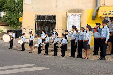 BOMBEIROS DE BARCARENA FESTAS 2009