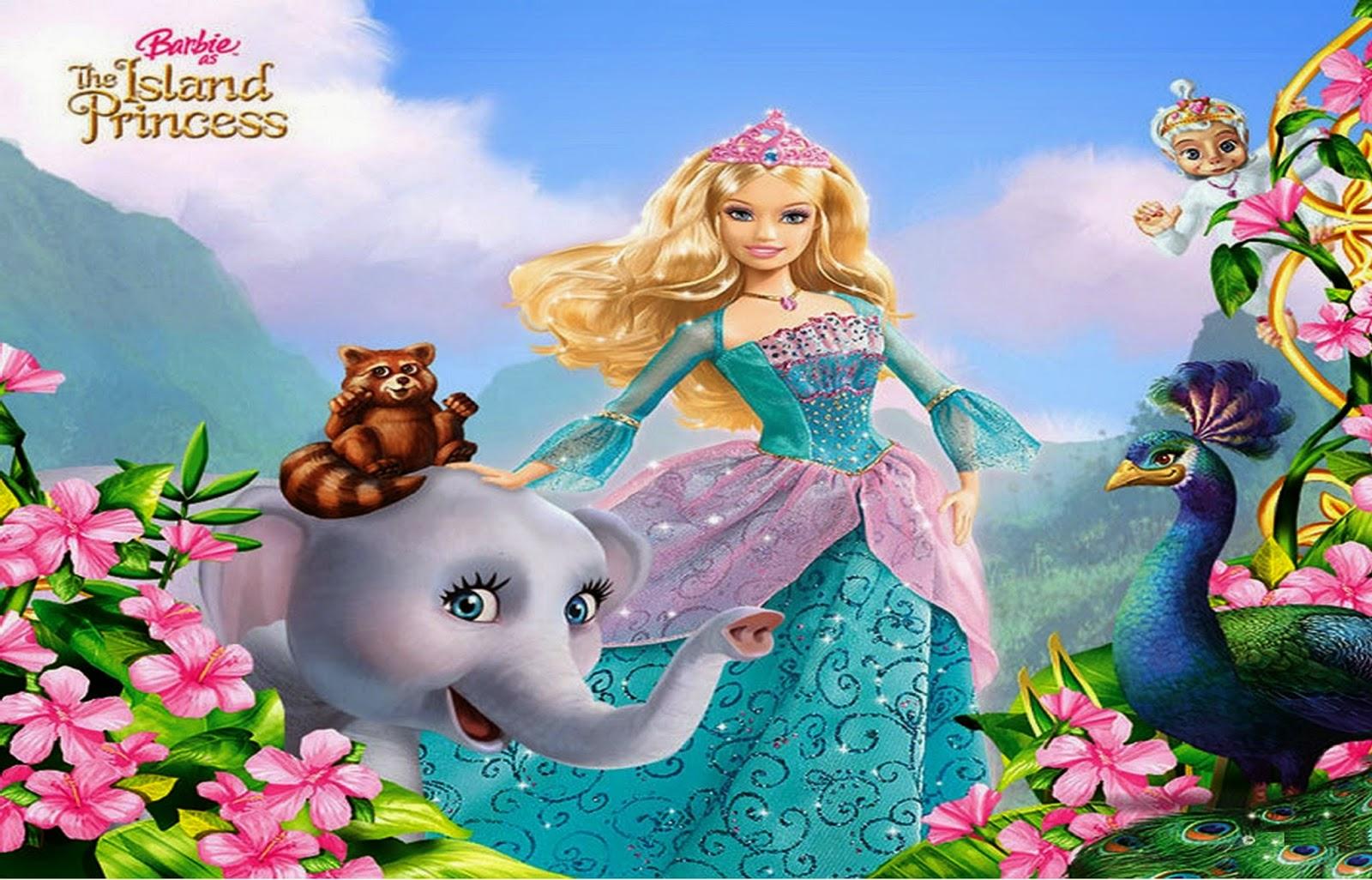Смотреть барби принцесса острова 3 фотография