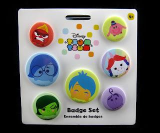 inside out tsum tsum buttons