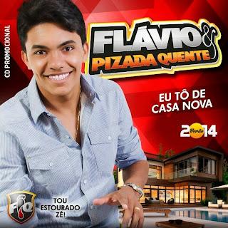 Flávio e Pizada Quente Promocional outubro 2013