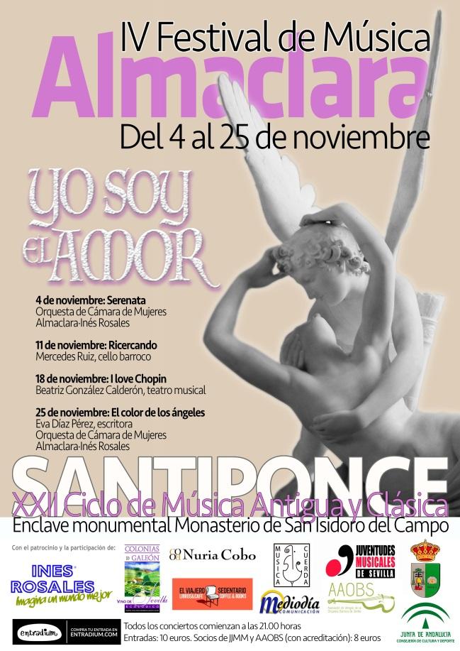 IV Festival de Música Almaclara - Del 4 al 25 de noviembre