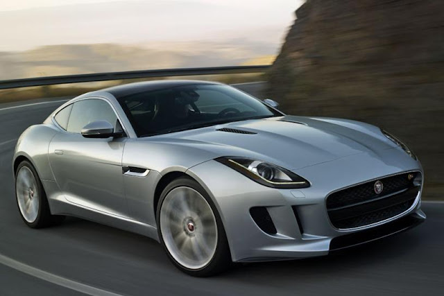 2016 Next Jaguar F-Type Coupe Generation