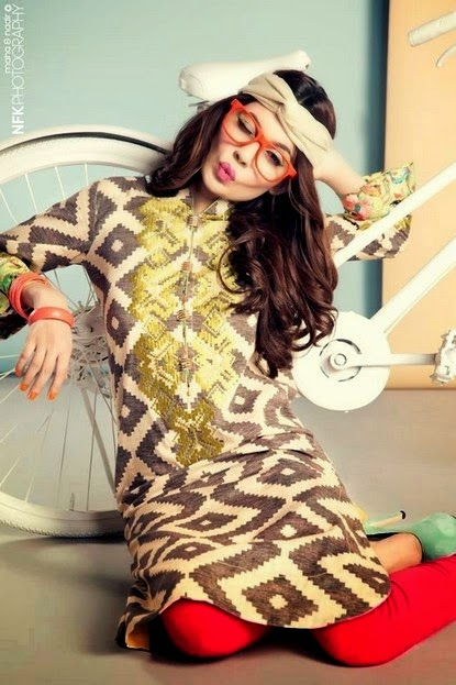 Zara Shahjahan Summer Clothes
