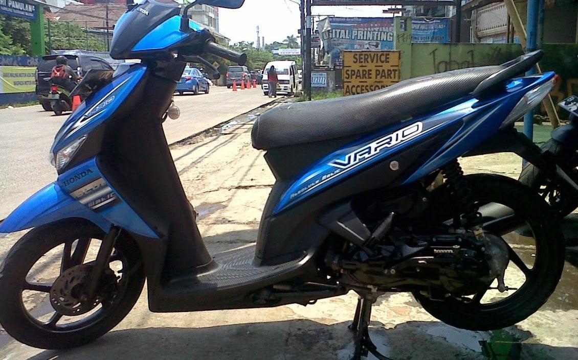 Honda vario cw 2008 harga rp 2 000 000
