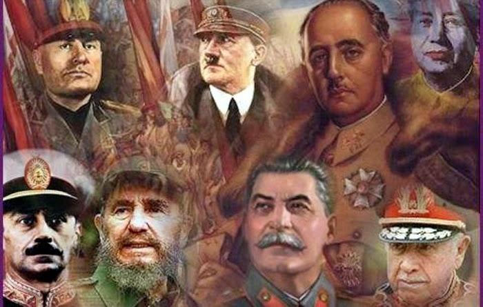 Resultado de imagen de totalitarismo