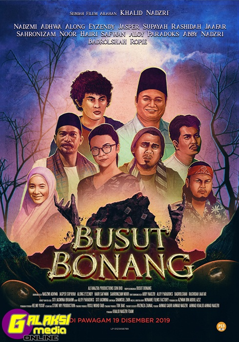19 DISEMBER 2019 - BUSUT BONANG (Malay)