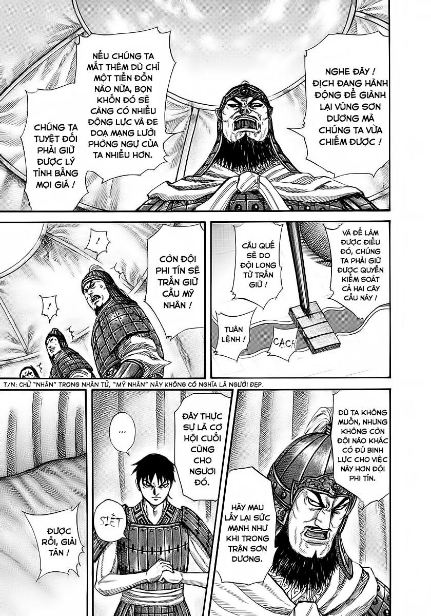 Kingdom – Vương Giả Thiên Hạ (Tổng Hợp) chap 245 page 6 - IZTruyenTranh.com