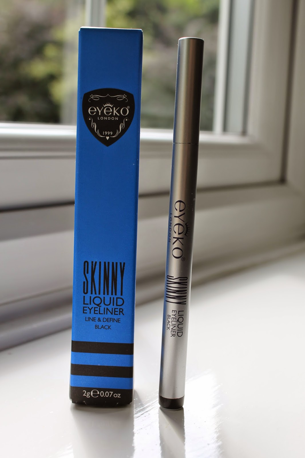 Eyeko Skinny Liquid Eyeliner Beauty Review