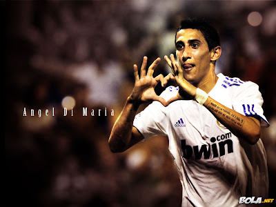 Real Madrid Angel Di Maria Hd Wallpapers Here