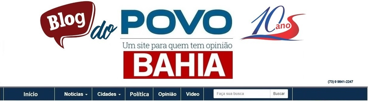 BLOG DO POVO DA BAHIA