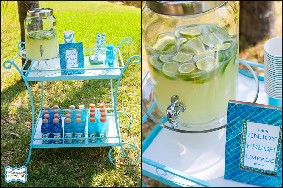 si tienes un bonito jardin y si es verano puedes hacer de tu fiesta de cumpleaos un dia increible y de paso jugar con el agua