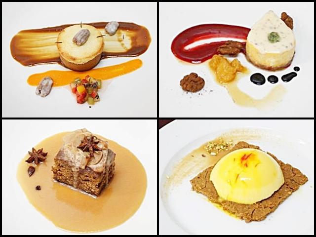Wema Culinary: Culinary Arts Dessert