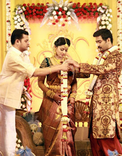 Sneha and Prasanna Wedding Reception Gallery