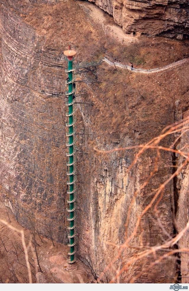 tangga-spiral-digunung-taihan-cina