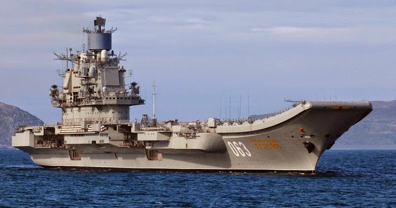 super aircraft carrier admiral kuznetsov