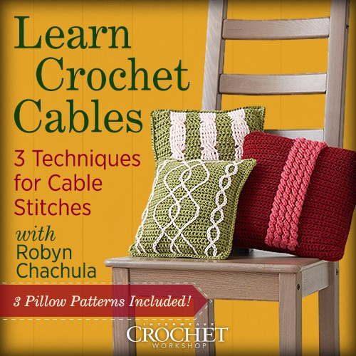 Learn to Crochet Cables Workshop