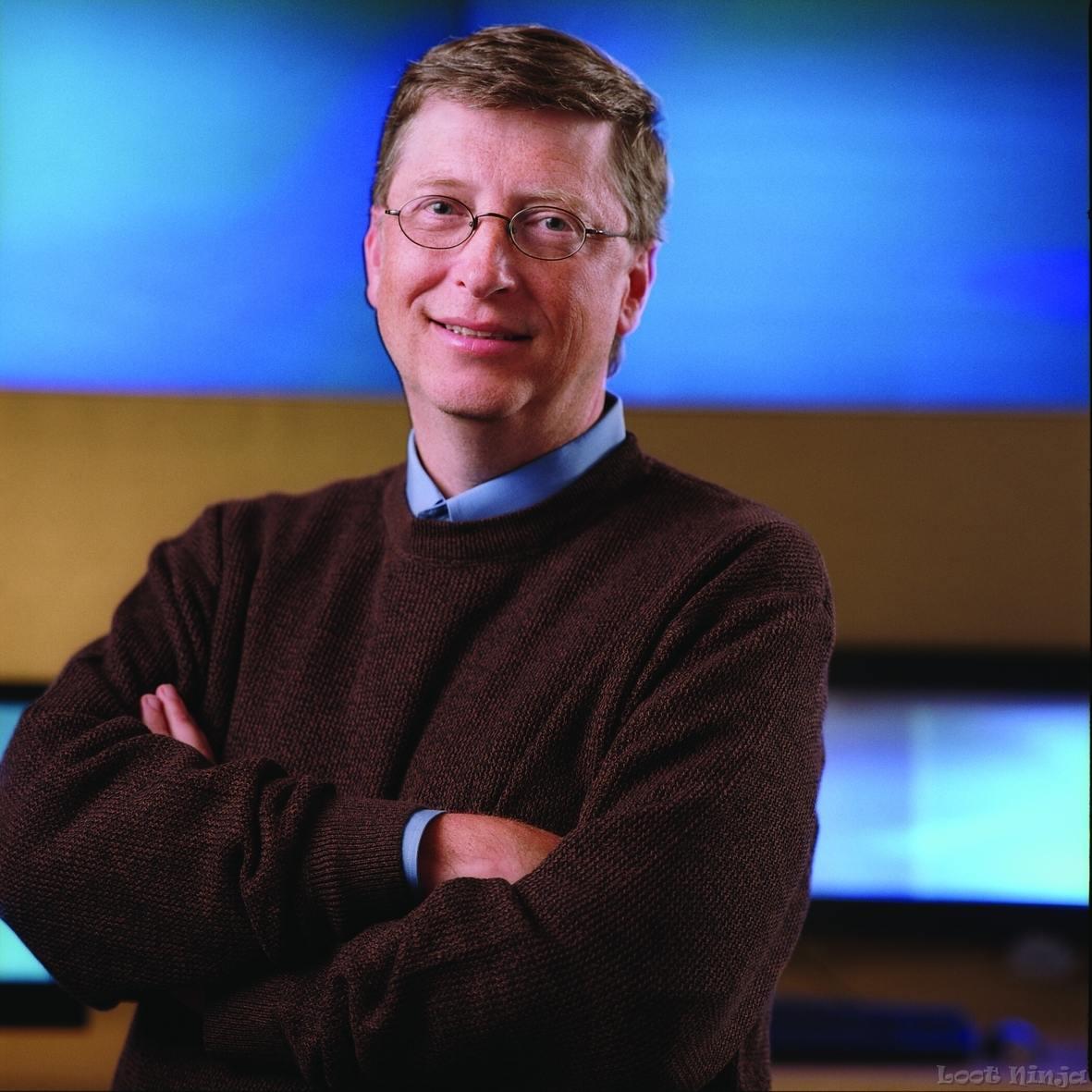 Auzan Hilman Hustanto 10 Kata Bijak Bill Gates