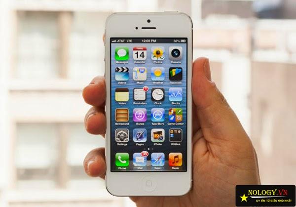 iPhone 5 cũ đẹp