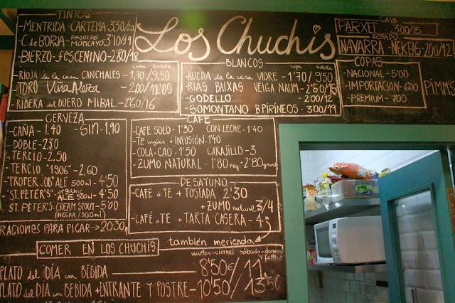 bar lavapies, bouillabaisse, chili, estamostendenciados, Food & Café, los chuchis, los chuchis lavapies, los chuchis madrid, madrid, restaurante lavapies, tendencia,