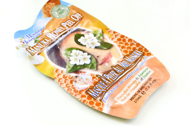 Manuka Honey Face Mask