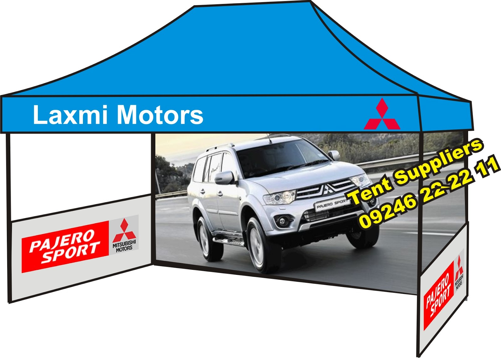 Car Display Tents - Marketing tents for Car Dealers  sc 1 th 190 & Marketing And Advertising Products For Suzuki Dealers